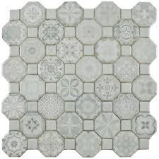 12x12 ceramic tile tile the home depot tessera