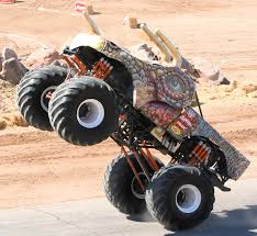 6 scariest meanest monster trucks list diary