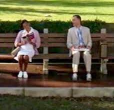 Savannah Georgia Forrest Gump Bench Life Lessons From The Movie Forrest Gump 03 Life Is A Journey