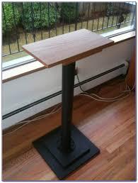 Desk Studio Monitor Stands by Studio Monitor Stands Vs Desk Desk Home Design Ideas