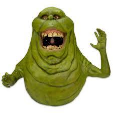 spirit halloween sumo wrestler lifesize ghostbusters slimer prop replica the green head