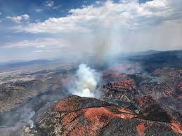 Wildfire Map Utah by Weather To Further Hinder Brian Head Fire Containment Efforts
