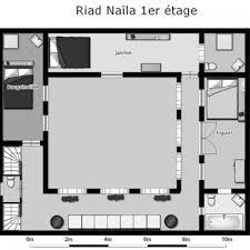 moroccan riad floor plan bedrooms riad naila marrakech medina