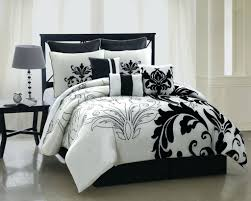 Black And White Paisley Duvet Cover Bedding Design White And Black Bedding Target Simple 90 Black