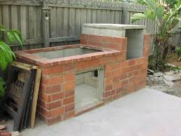 fire pit made of bricks how to build a brick barbecue diy projects for everyone page 2