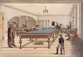 Types Of Pool Tables by Cue Sports Wikipedia