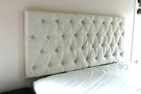 king upholstered headboard with nailhead trim build tufted headboard trim diy king size with wings diy diamond