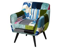 Armchair Sales Uk Lovely Patchwork Design Armchair Multicoloured Upholstered Fabric