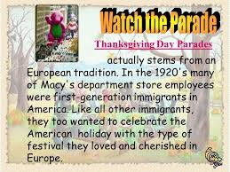 thanksgiving america s ppt
