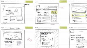 examples of sketches comm 328 responsive web design
