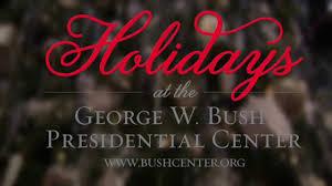president bush the artist the 2013 bush center ornament