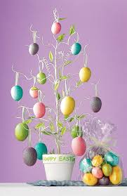 easter egg tree 12 best egg trees images on easter tree easter ideas