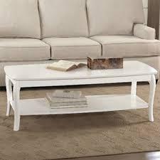 wayfair white coffee table fashionable inspiration white living room table marvelous ideas