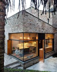 modern brick house brick house addition in dublin adorable home