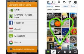 skitch android dolphin browser app introduces evernote add ons for android