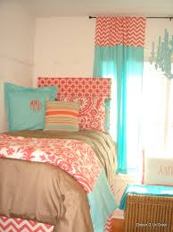 Coral And Turquoise Curtains Coral Teal Guest Room Forget Guest Room I Ll Take This