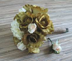burlap boutonniere green wedding bouquet green bridal bouquet boho wedding