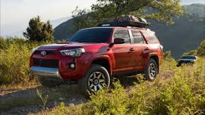 suv toyota 4runner luxury new 2018 toyota 4runner 4wd suv youtube