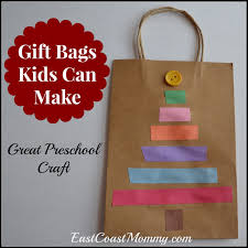 east coast mommy gift bags kids can make