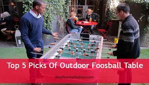 best foosball table brand top 5 picks of outdoor foosball table top foosball tables