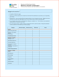 Monthly Bills Spreadsheet Template Household Budget Spreadsheetmemo Templates Word Memo Templates Word