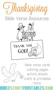 thanksgiving printables on bible story printables ultimate