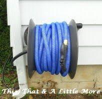 best 25 hose reel ideas on pinterest wood reels ideas used