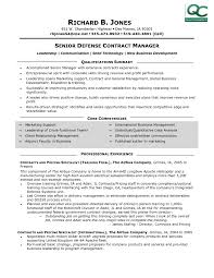 Sample Administrative Resume Contract Supervisor Sample Resume Clerical Resume Samples Chemical