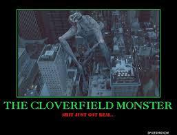 Monster Meme - the cloverfield monster meme poster a photo on flickriver