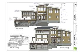 exterior elevations u0026 details breckenridge home design