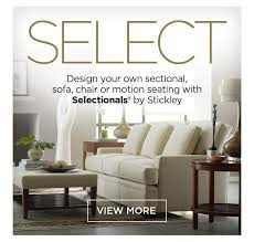Stickley Mission Sofa by Stickley Furniture Since 1900