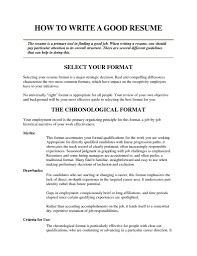 The Best Resume Objective Statement by Best Resume Writing Free Resume Example And Writing Download