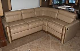 rv sectionals glastop rv u0026 motorhome furniture custom rv