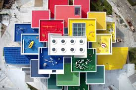 full size lego house airbnb is offering a once in a lifetime stay in a life size lego