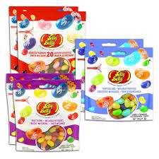 jelly belly 20 assorted flavors fruit mix tropical mix 100g x