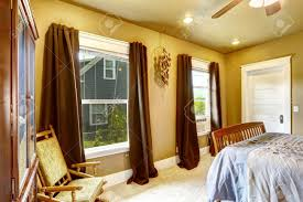 Yellow Brown Curtains Curtain 92 Awesome Curtains For Yellow Walls Photos Ideas