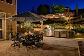 Outside Landscape Lighting - kitchen track lighting island lighting industrial outdoor