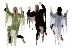 5 u0026 039 hanging climbing dead zombie monster prop decoration