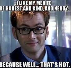 Hot Doctor Meme - i nerdy doctor doctor who amino