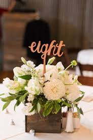 rustic wedding ideas of lovely centerpieces for rustic style wedding interior