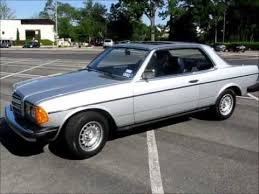 mercedes 300d coupe 1983 mercedes 300cd turbo diesel coupe 79 000 original