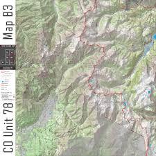 Blm Colorado Map by Co Unit 78 Digital Map
