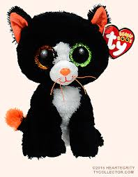 frights ty beanie boos cat