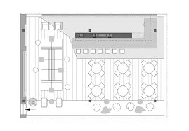 floor plan bar gallery of nosotros bar studio otto felix 18