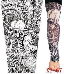 vintage sugar skull tattoos design a sleeve tattoo online free