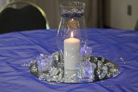 blue centerpieces awesome royal blue centerpieces for weddings gallery styles