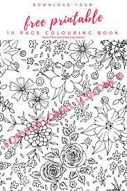 free printable colouring pages for you to download today heart