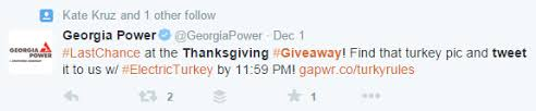 6 ideas for thanksgiving social media caigns rignite