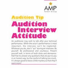 5 things to remember before every audition expert acting advices