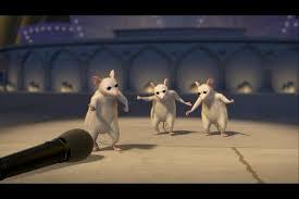 Shrek 3 Blind Mice Three Blind Mice